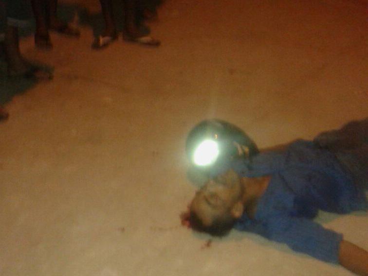 assassinato arma de fogo Nossa Senhora do Socorro Sergipe