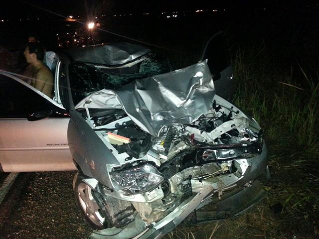 acidente Campo do Brito Sergipe SE - 170