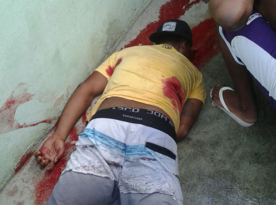 homicidio Estância Sergipe