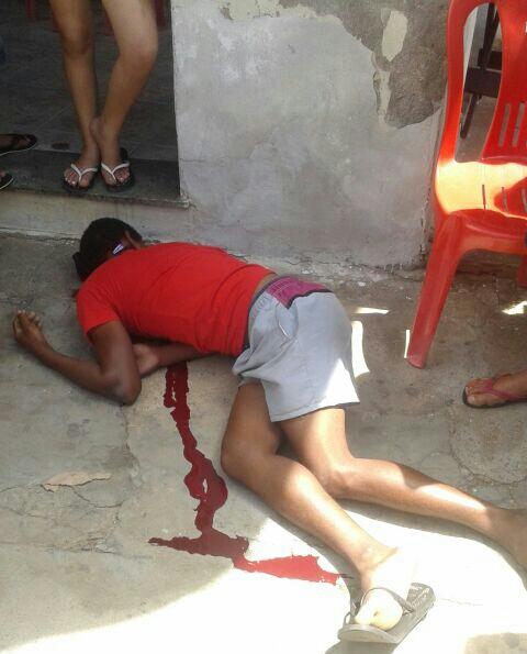 homicídio bar Itabaiana