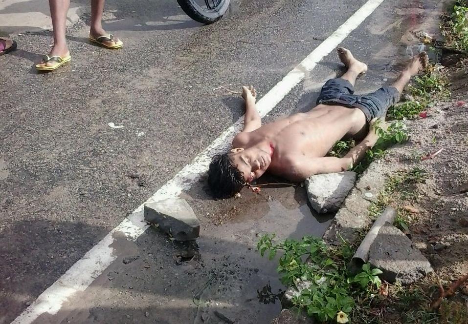 homicidio Nossa Senhora do Socorro