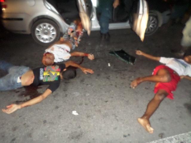assalto lanchonete Aracaju