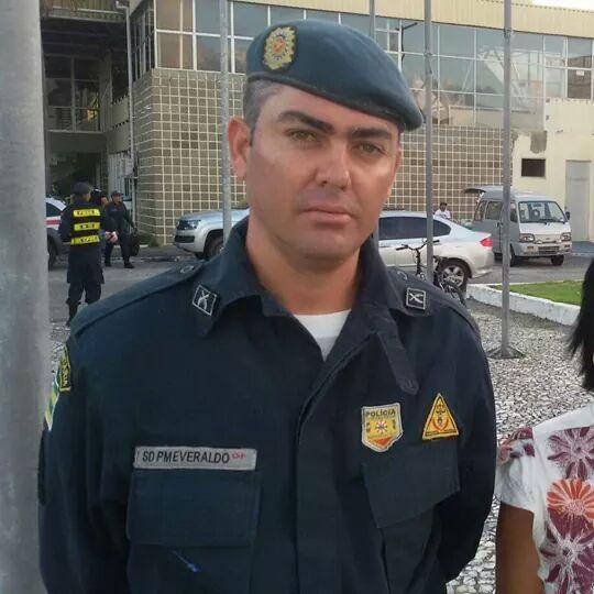 policial baleado Sergipe Areia Branca